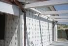 Cappotto termico su struttura in legno Bagno Hoasy Marina di Pisa